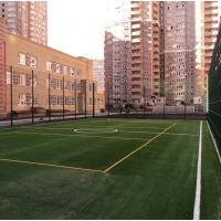 Ограждение спортивной площадки, h=4,0 м.