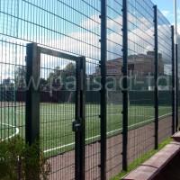 Проектирование ограждений спортивных площадок