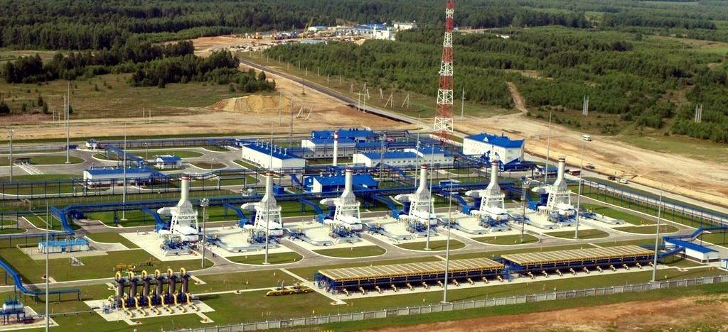 Ограждение Газпром