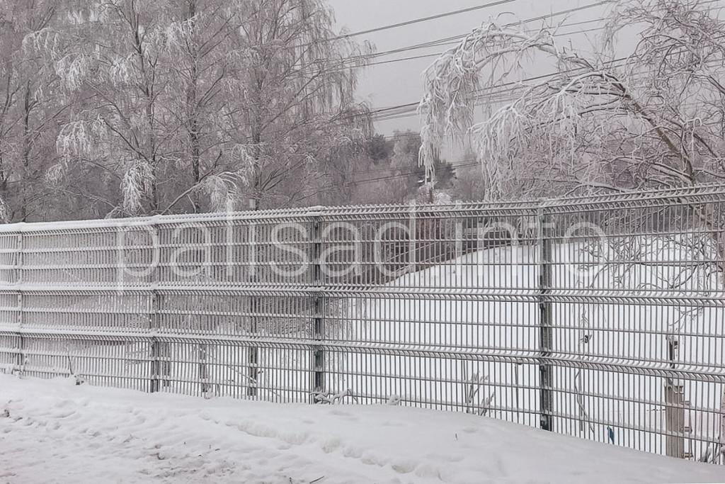 Зимний монтаж - с неизменным качеством!